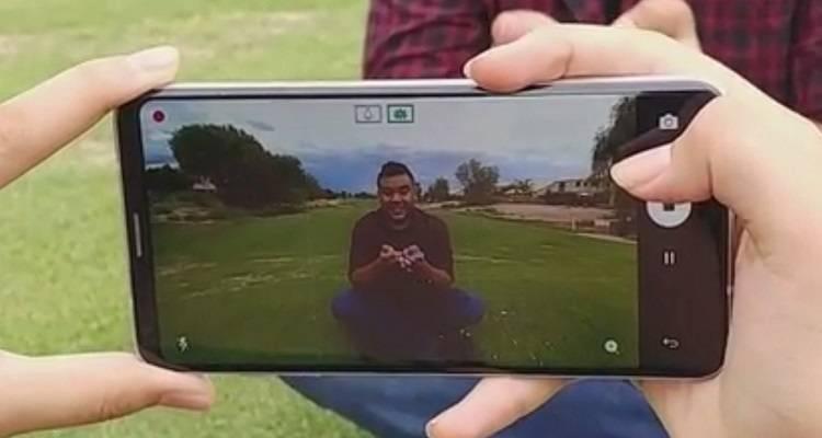 LG V30, ecco le prime immagini dal vivo: cornici ridottissime e somiglianze col G6