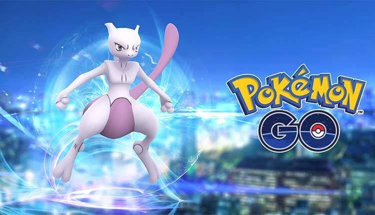 Pokémon GO ha ora Raid Esclusivi su invito per catturare Mewtwo