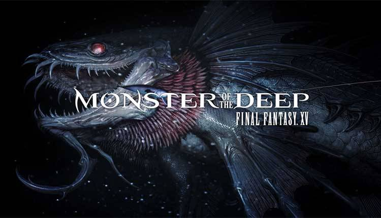 Square Enix rimanda l'uscita di Monster of the Deep, la pesca in VR di Final Fantasy 15