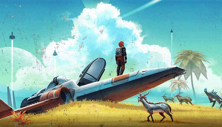 No Man's Sky riceve finalmente il multiplayer coop con Atlas Rises