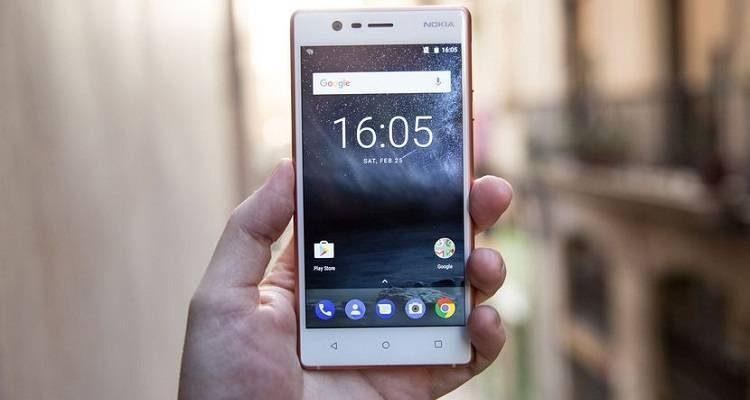 Nokia 3 riceverà l'aggiornamento ad Android 8 O, buona notizia per tutta la gamma