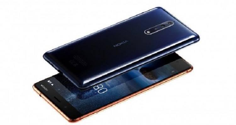 Nokia 8 ufficiale: Snapdragon 835 e dual cam posteriore a 599 euro