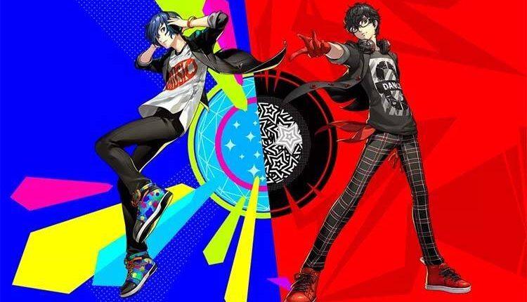 Persona torna a ballare con i personaggi di Persona 3 e Persona 5
