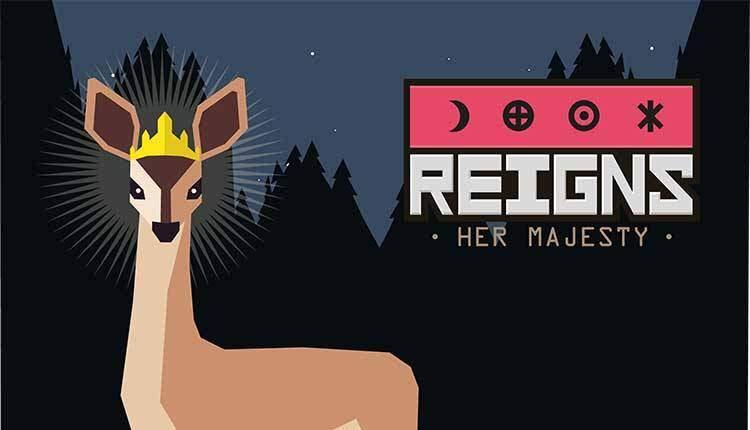 Reigns Her Majesty: Regine, Illuminismo e Tinder
