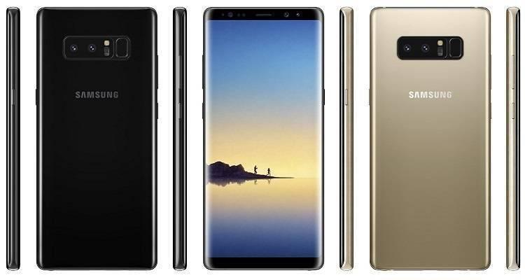 Evan Blass mette il punto esclamativo: saranno queste le specifiche finali del Samsung Galaxy Note 8?