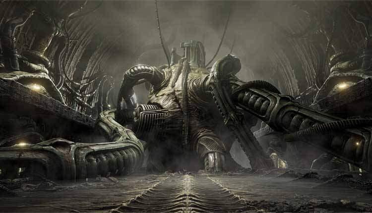 Scorn è un horror in stile H. R. Giger che verrà finanziato su Kickstarter