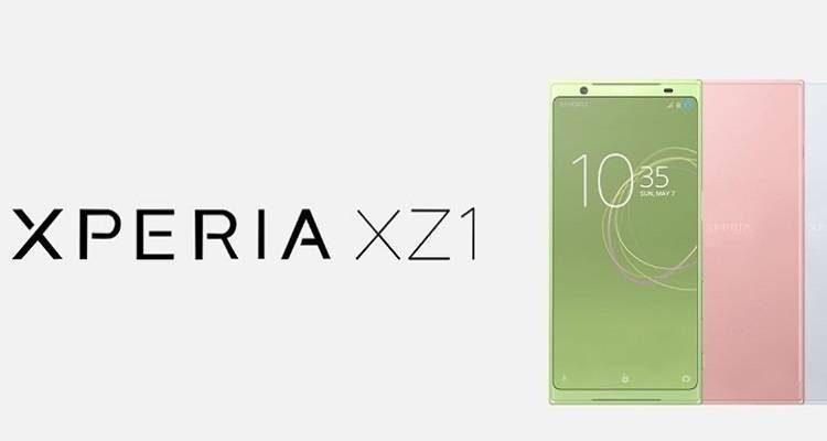 Sony Xperia XZ1 su GFXBench con Android 8 e fotocamere da 19 e 12 MP