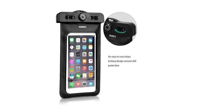 Le migliori cover impermeabili universali per smartphone