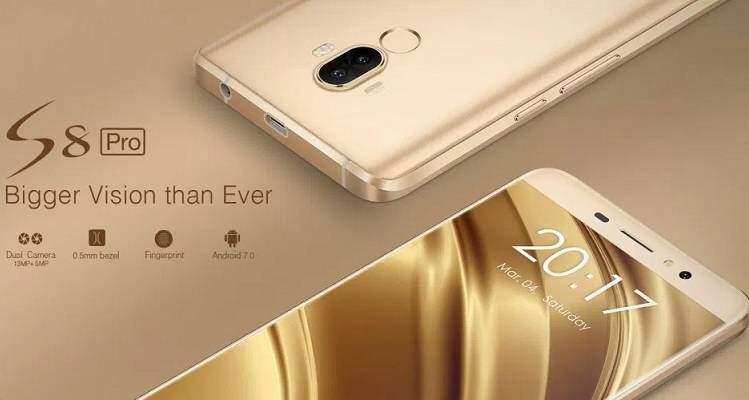 Ulefone S8 Pro, un entry level con dual camera a meno di 80 euro!