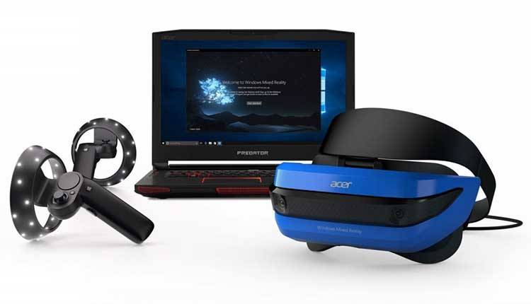 La Realtà Virtuale di Windows 10 partirà da $400 e supporterà Steam VR