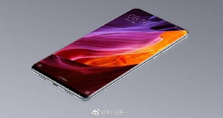 Xiaomi Mi Mix 2, spunta in rete il render più incredibile di sempre