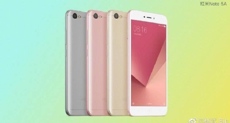 Xiaomi Redmi Note 5A sarà svelato il 21 agosto: ecco cosa aspettarsi