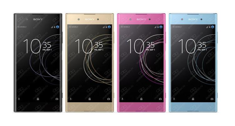 Sony Xperia XA1 Plus a IFA 2017: specifiche e foto