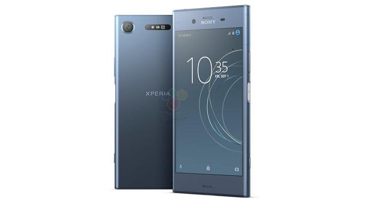 Sony, nuova colorazione e altre specifiche per Xperia XZ1
