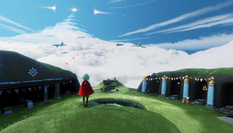 Sky, nuova IP thatgamecompany, arriva in esclusiva temporale su iPhone, iPad e Apple TV