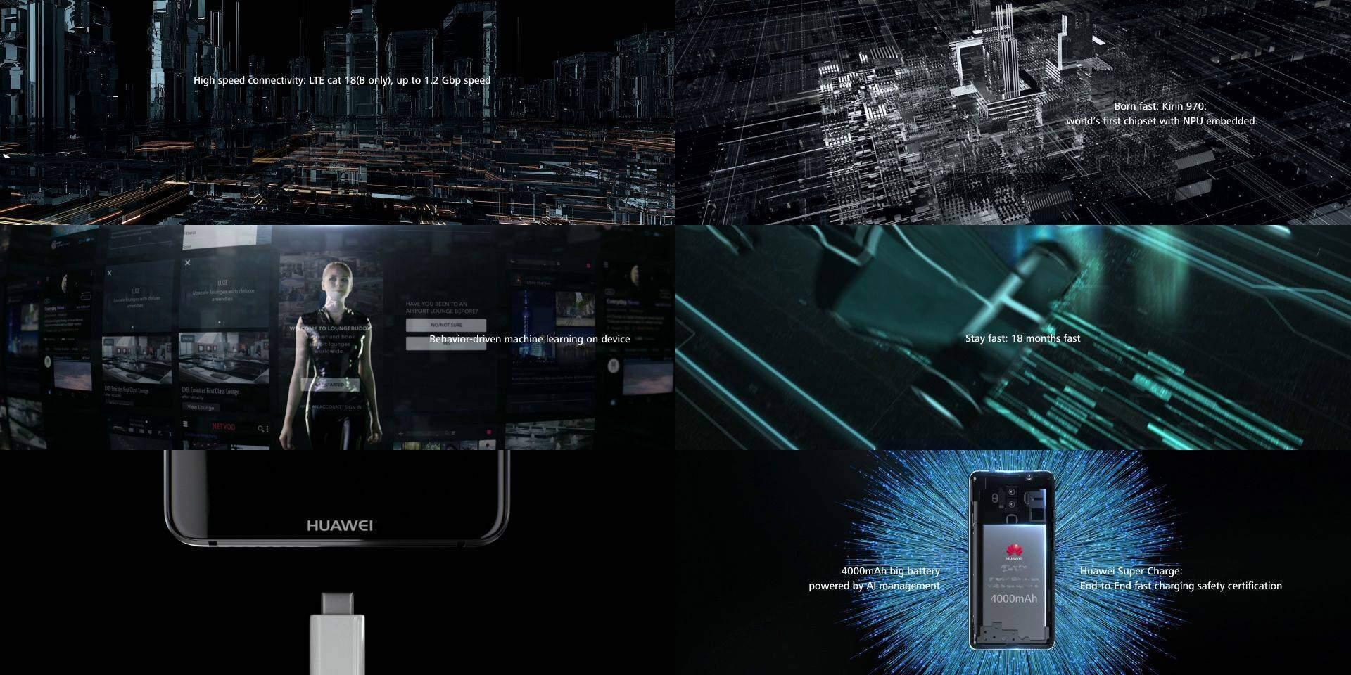 Huawei Mate 10, sarà lo smartphone rivoluzionario con intelligenza artificiale