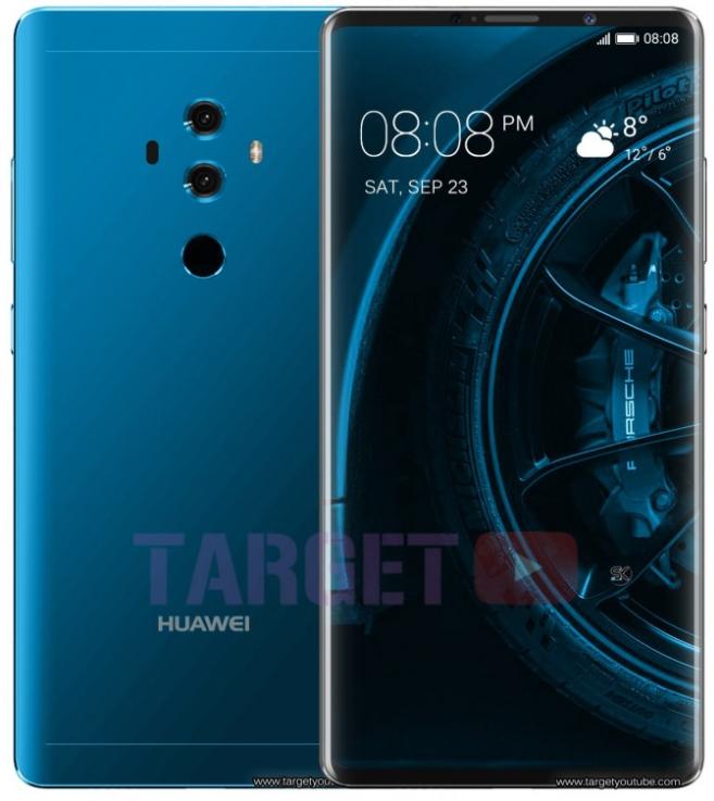 Huawei Mate 10 e Mate 10 Pro: nuove indiscrezioni