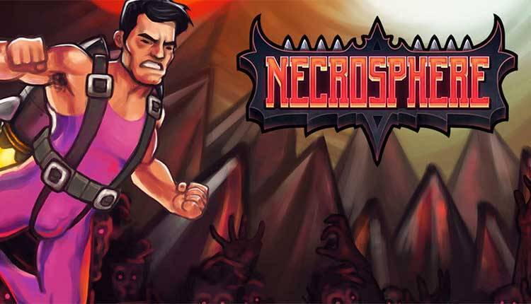 Necrosphere è un VVVVVV metroidvania con solo due tasti – Recensione PC
