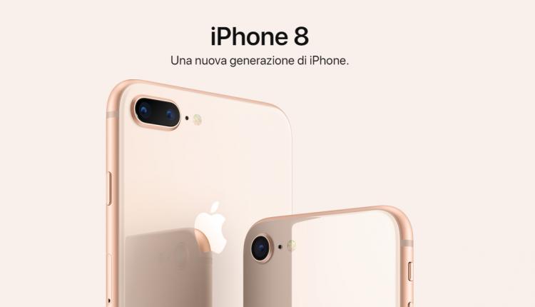 Annunciati iPhone 8 e iPhone 8 Plus, l'evoluzione naturale della settima generazione
