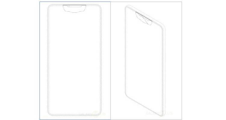 """Samsung Galaxy S9, spunta il brevetto che """"copia"""" iPhone 8"""
