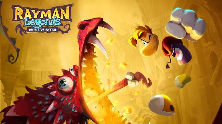 Rayman Legends: Definitive Edition per Switch è la peggiore versione del gioco Ubisoft