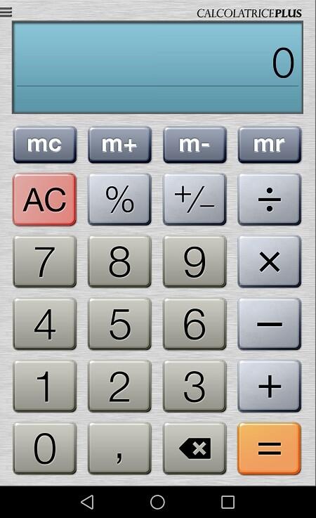 calcolatrice scientifica gratis