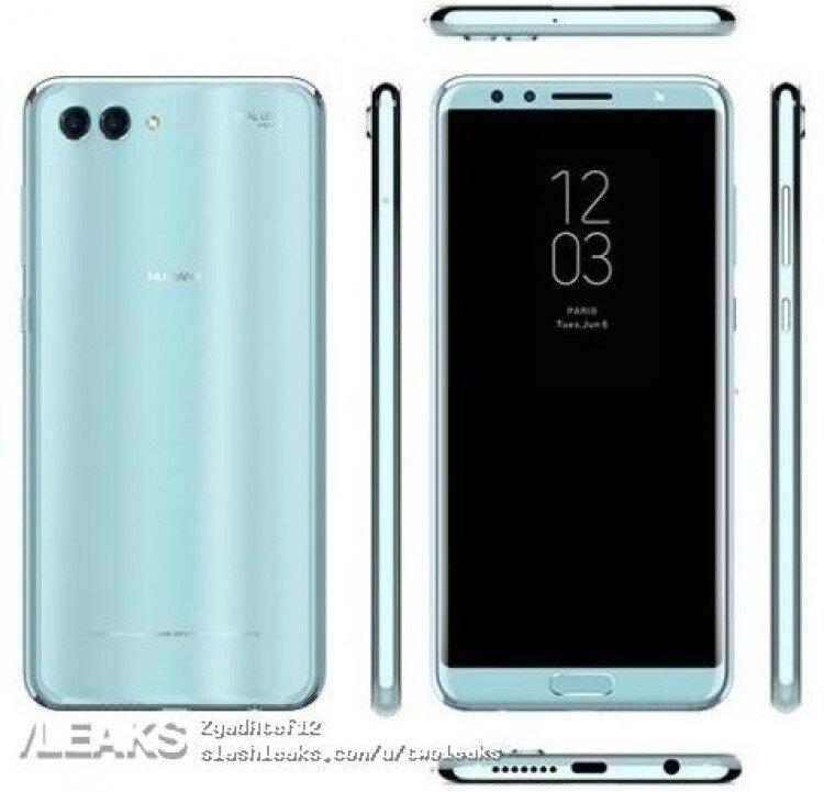 Huawei Nova 2S si mostra per la prima volta in video