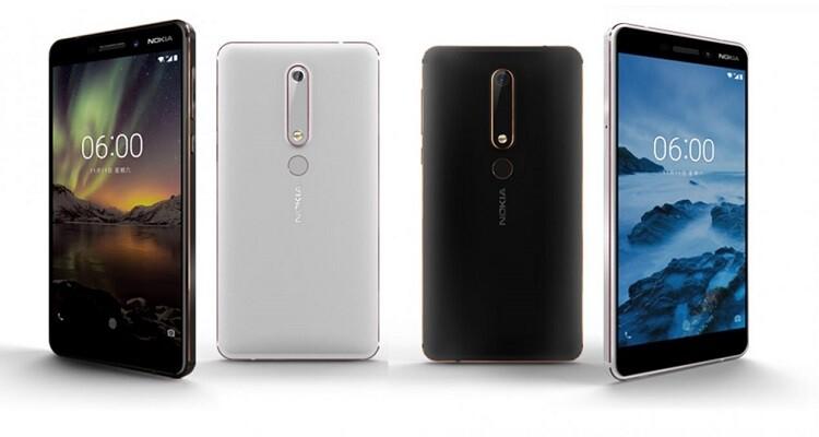 Nokia 6 (2018): ecco nuove informazioni sullo smartphone