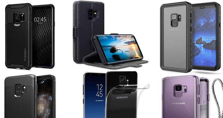 custodia samsung s9 plus porta documenti posteriore
