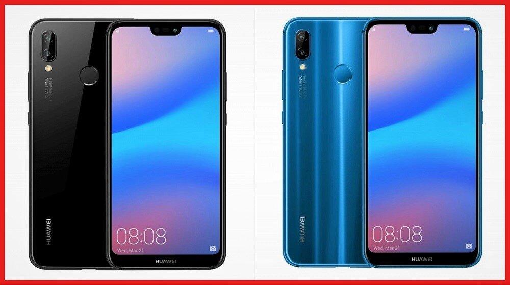 Huawei P20 Lite Sar Wert