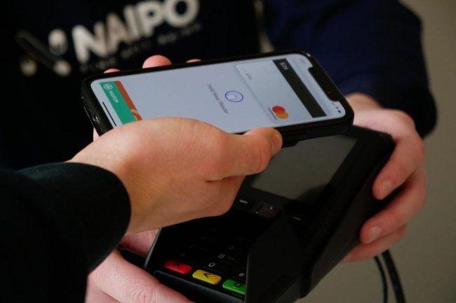 Apple Pay Deutschland 2021